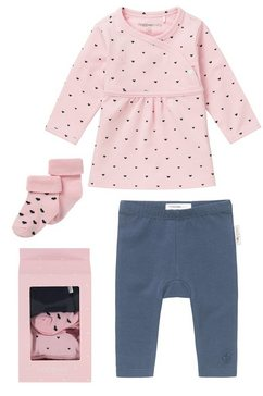 noppies cadeauverpakking »basic« roze