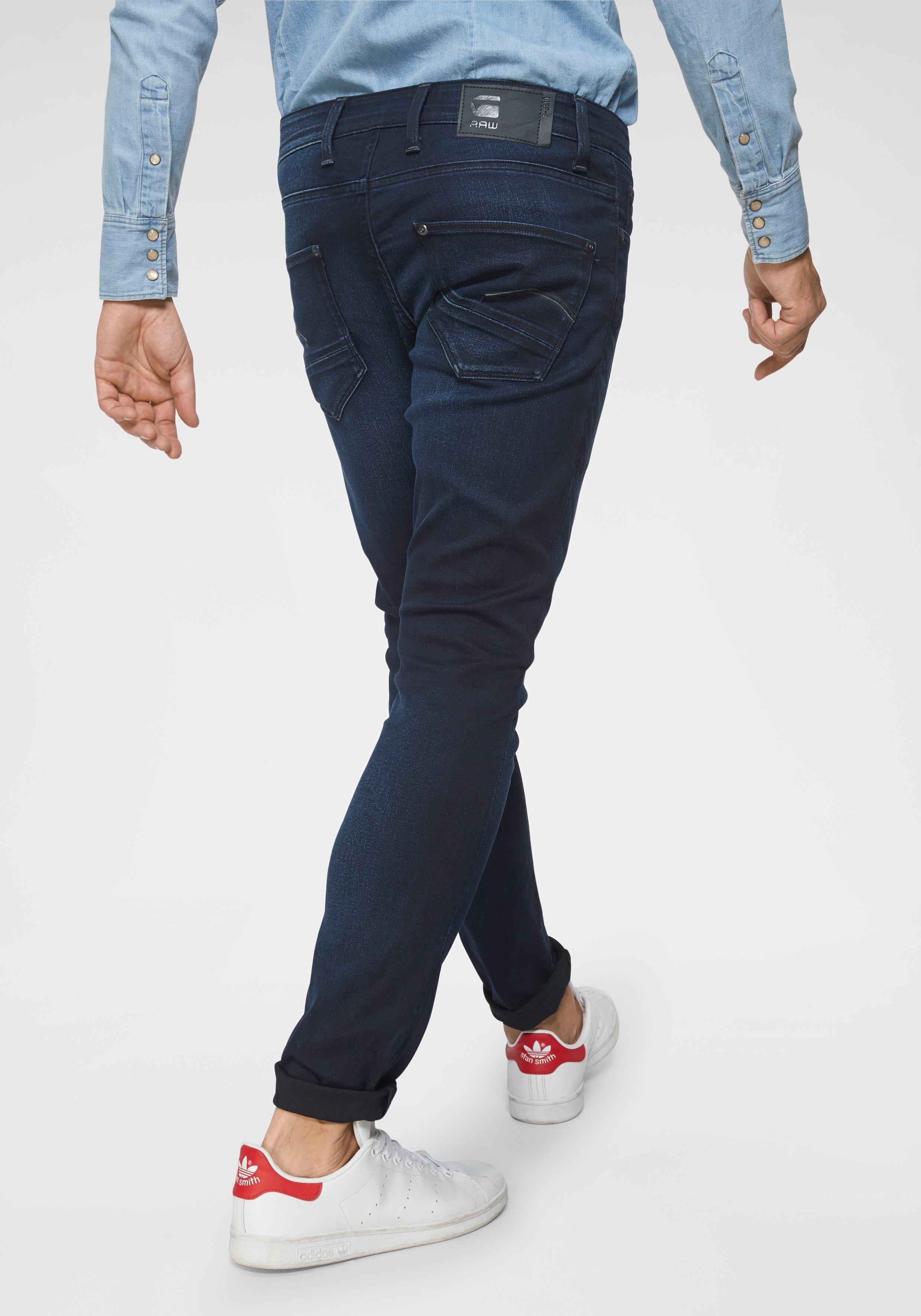 G-Star RAW Slim fit jeans Revend skinny nu online kopen bij OTTO