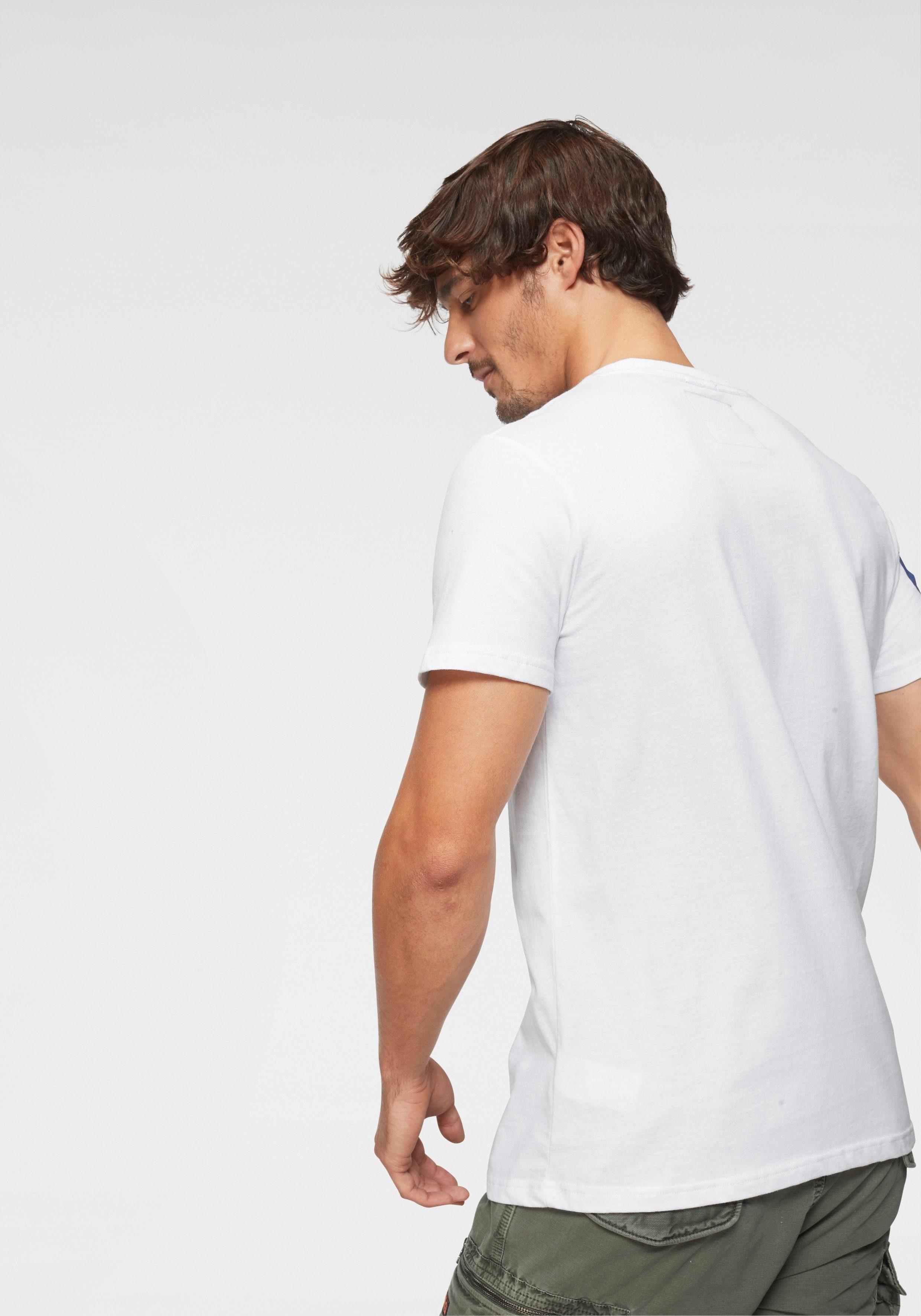 Duo Superdry Lite Tee« Bij Vind shirt T Goods Je »premium rxdCoeB