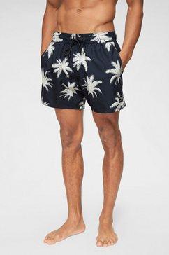 brunotti boardshort »crunot ao mens shorts« grijs
