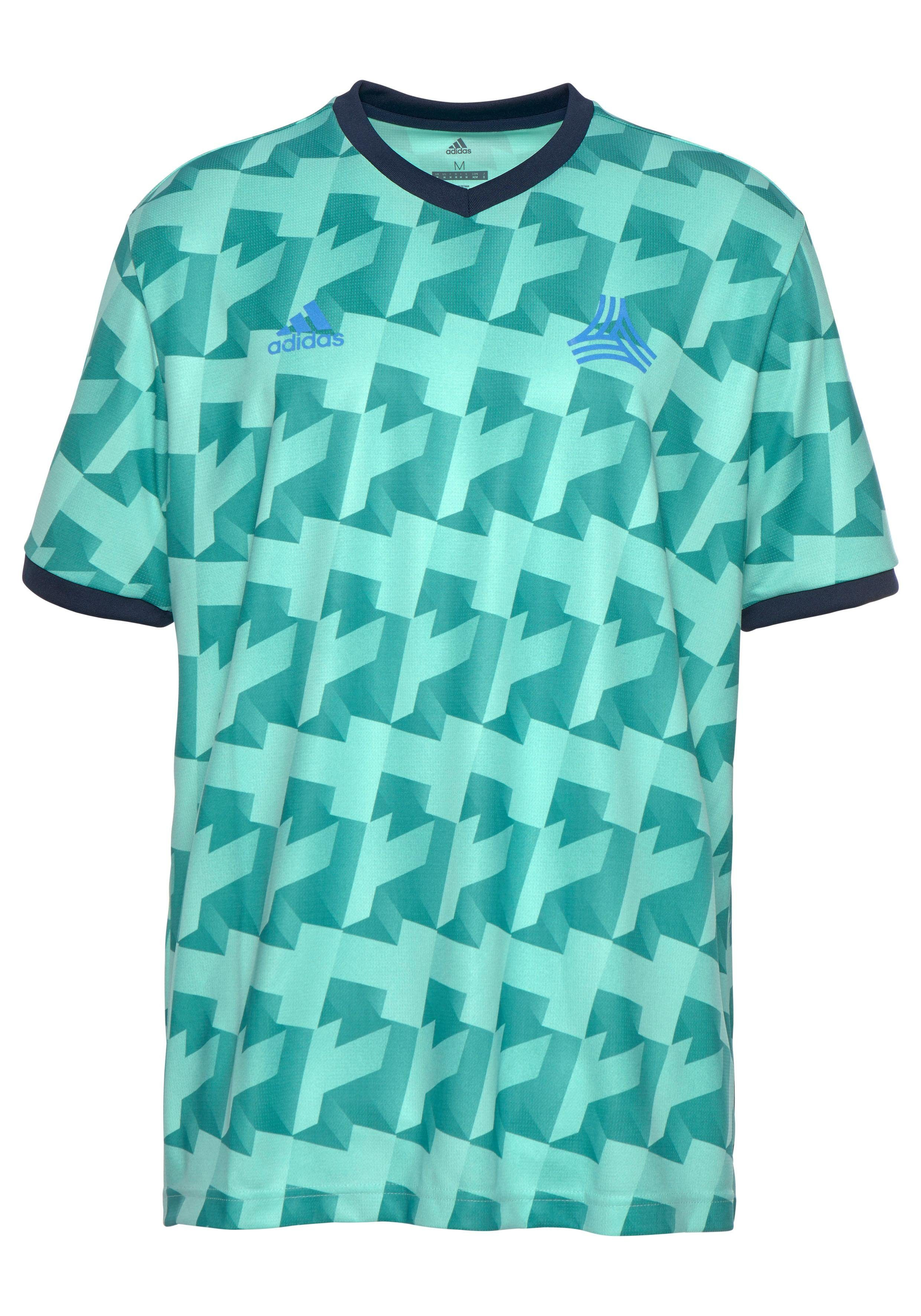 functioneel shirt »TAN AL LOVER PRINT JERSEY«