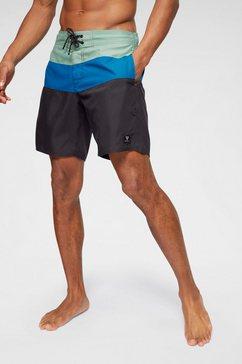 brunotti boardshort »catamaran mens shorts« groen