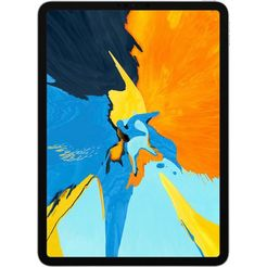 "apple »ipad pro« tablet (11"", 256 gb, ios) zilver"