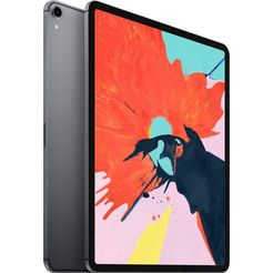 "apple »ipad pro« tablet (12,9"", 256 gb, ios, 4g (lte)) grijs"