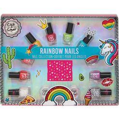 nagellakset (12-delig) multicolor