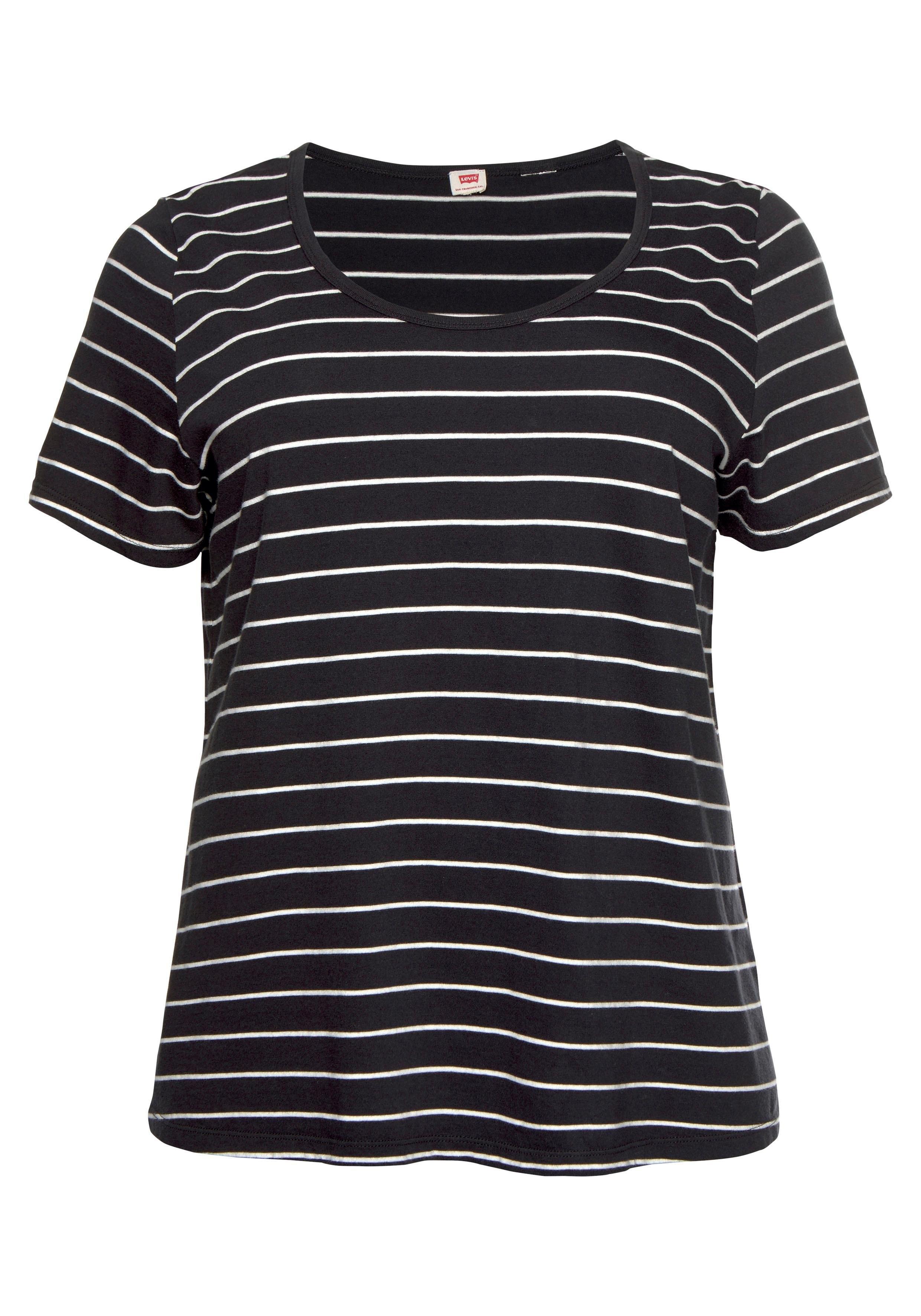 f9474b21f01 Levi s® Plus T-shirt »Plus Size Cali Tee«  Bestel nu bij