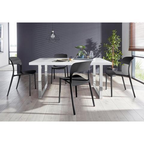 Eethoek Manger-Florian 180 met 4 stoelen