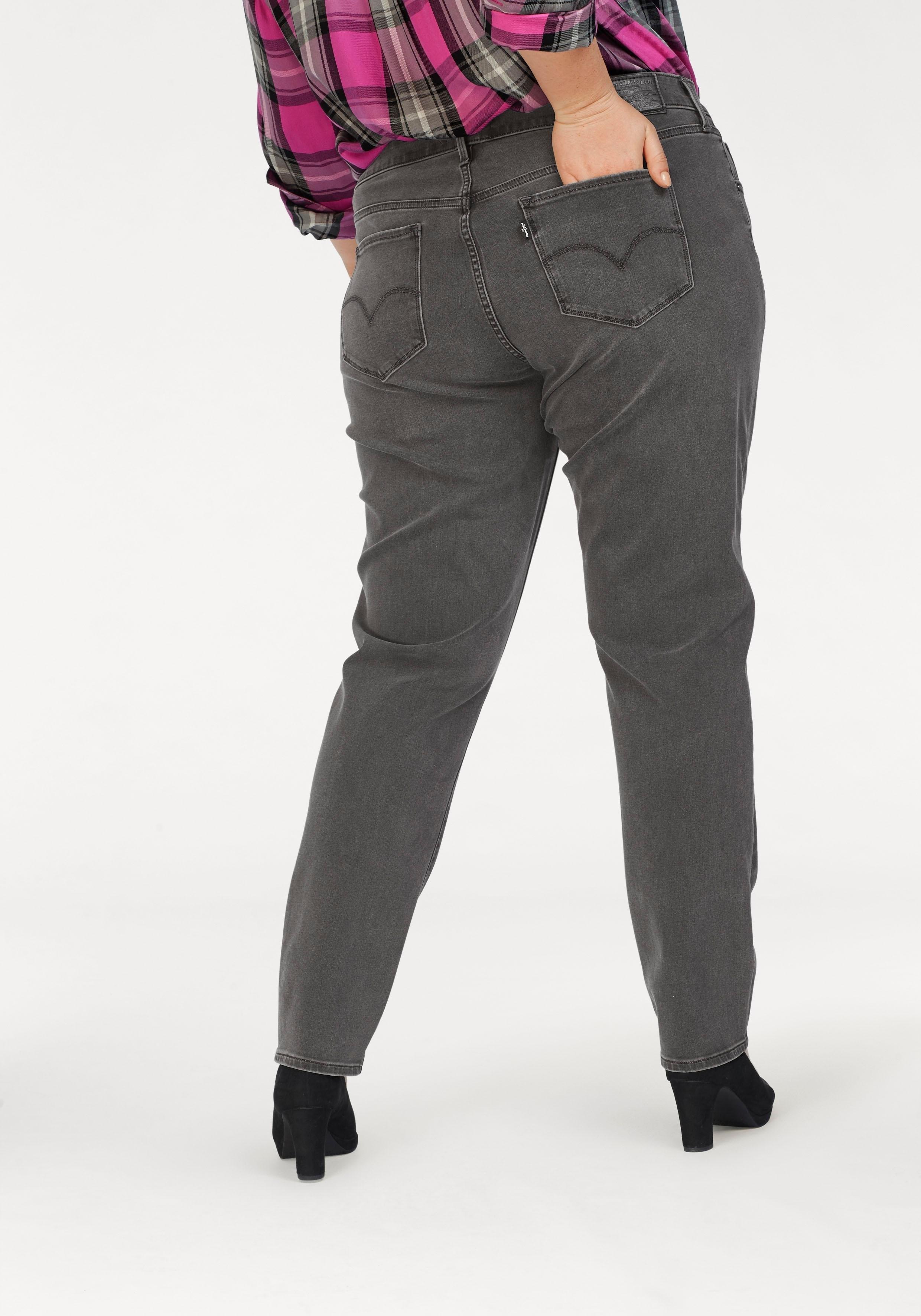 Levi's Plus Levi's® Plus skinny jeans »Plus Size Shaping Skinny
