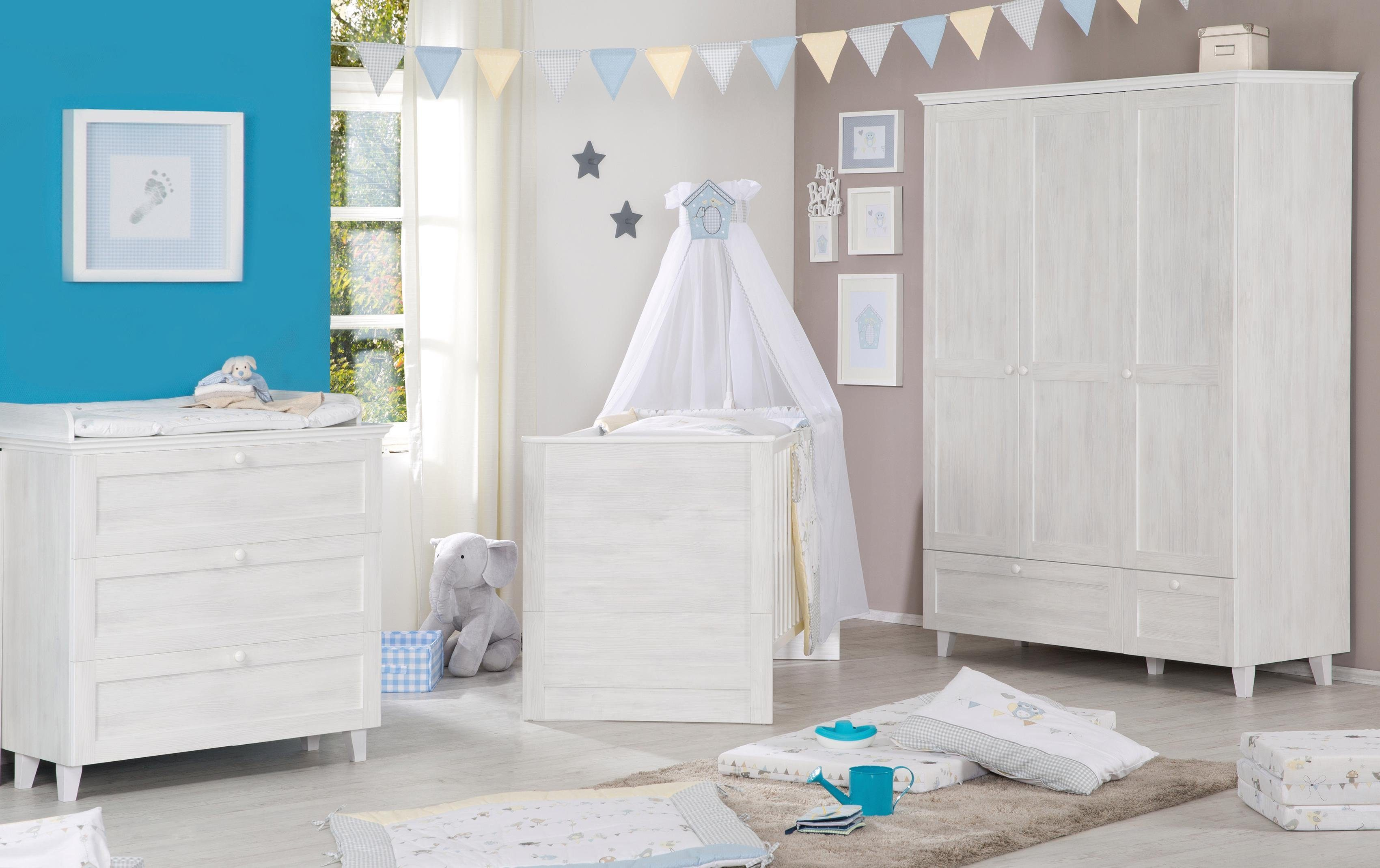 Gordijn Babykamer Babykamers : Complete babykamer shoppen nu gratis thuisbezorgd otto