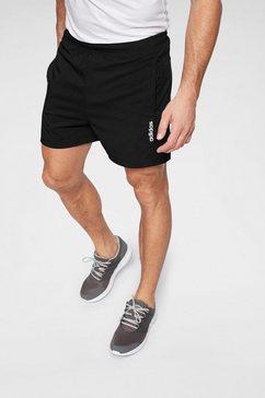 adidas short »e pln chelsea« zwart