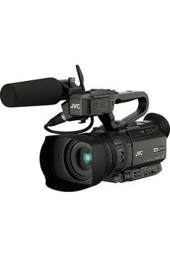jvc camcorder gy-hm180e zwart