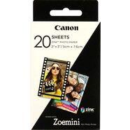 canon zink printerpapier voor zoemini zp-2030 - 20 vel wit