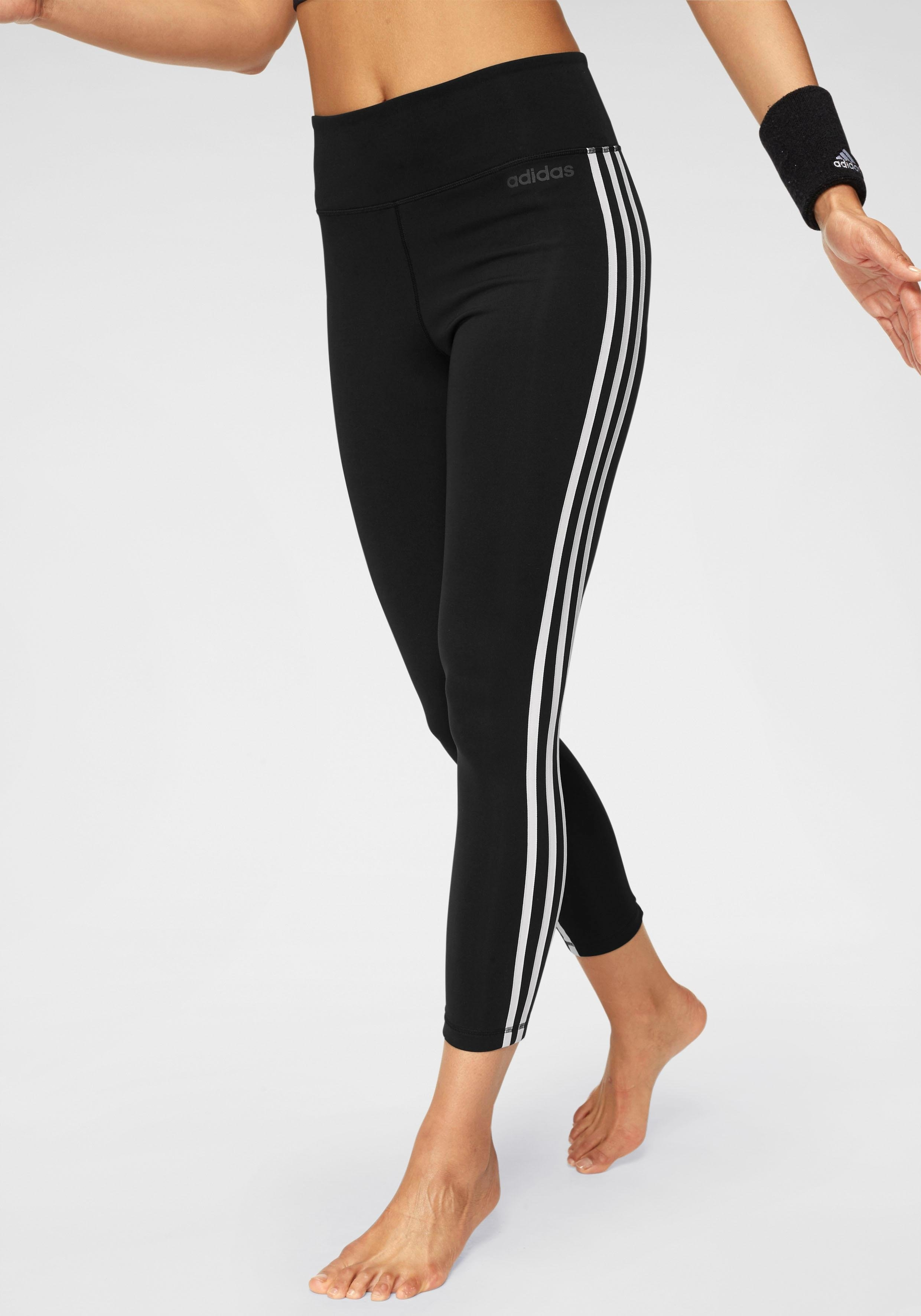 c89c4c7a817 ... H.I.S jazzpants, active by LASCANA performance-legging met een brede  band, H.I.S Functionele broek in 3/4-lengte, adidas runningtights »DESIGNED  ...