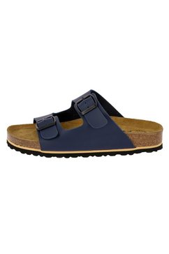 lico slippers »pantolette bioline special« blauw