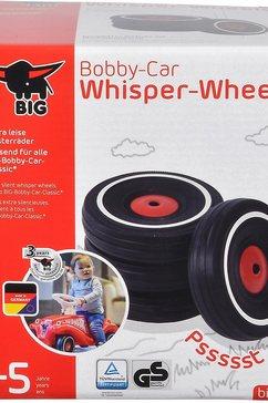 big fluisterbanden, »whisper-wheels« zwart