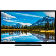 toshiba 32l3863da led-tv (81 cm - (32 inch)), full hd, smart-tv zwart
