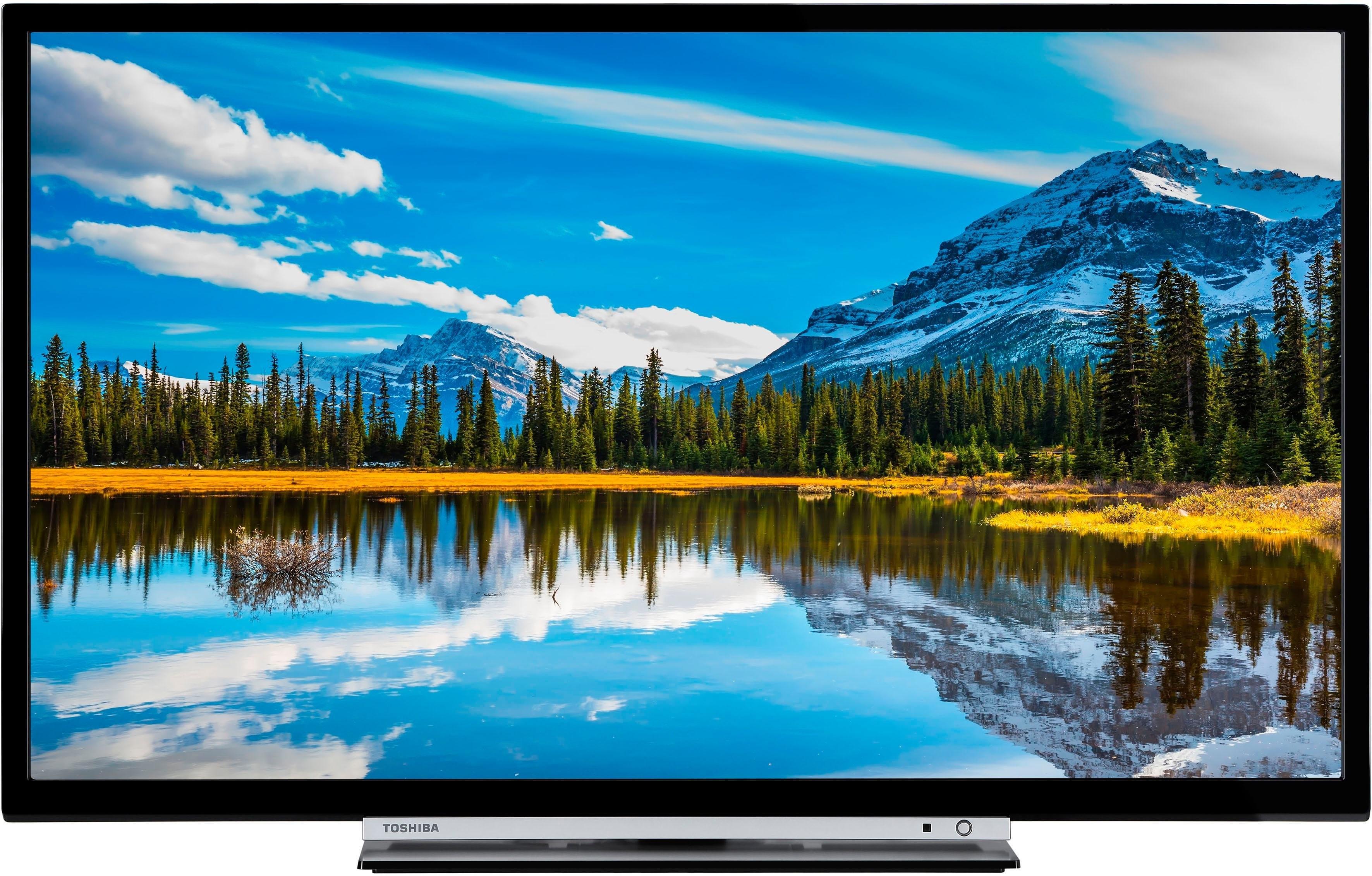 Toshiba 32L3863DA led-tv (81 cm / (32 inch)), Full HD, smart-tv goedkoop op otto.nl kopen