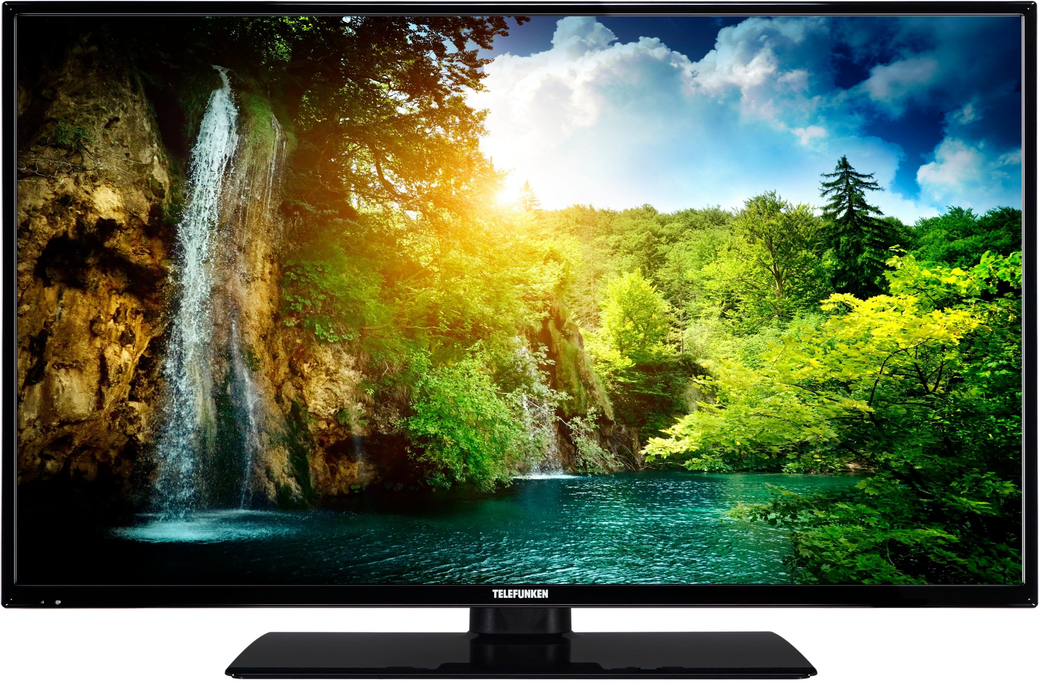 Telefunken D40F287M4CW led-tv (102 cm / (40 inch)), Full HD, smart-tv voordelig en veilig online kopen