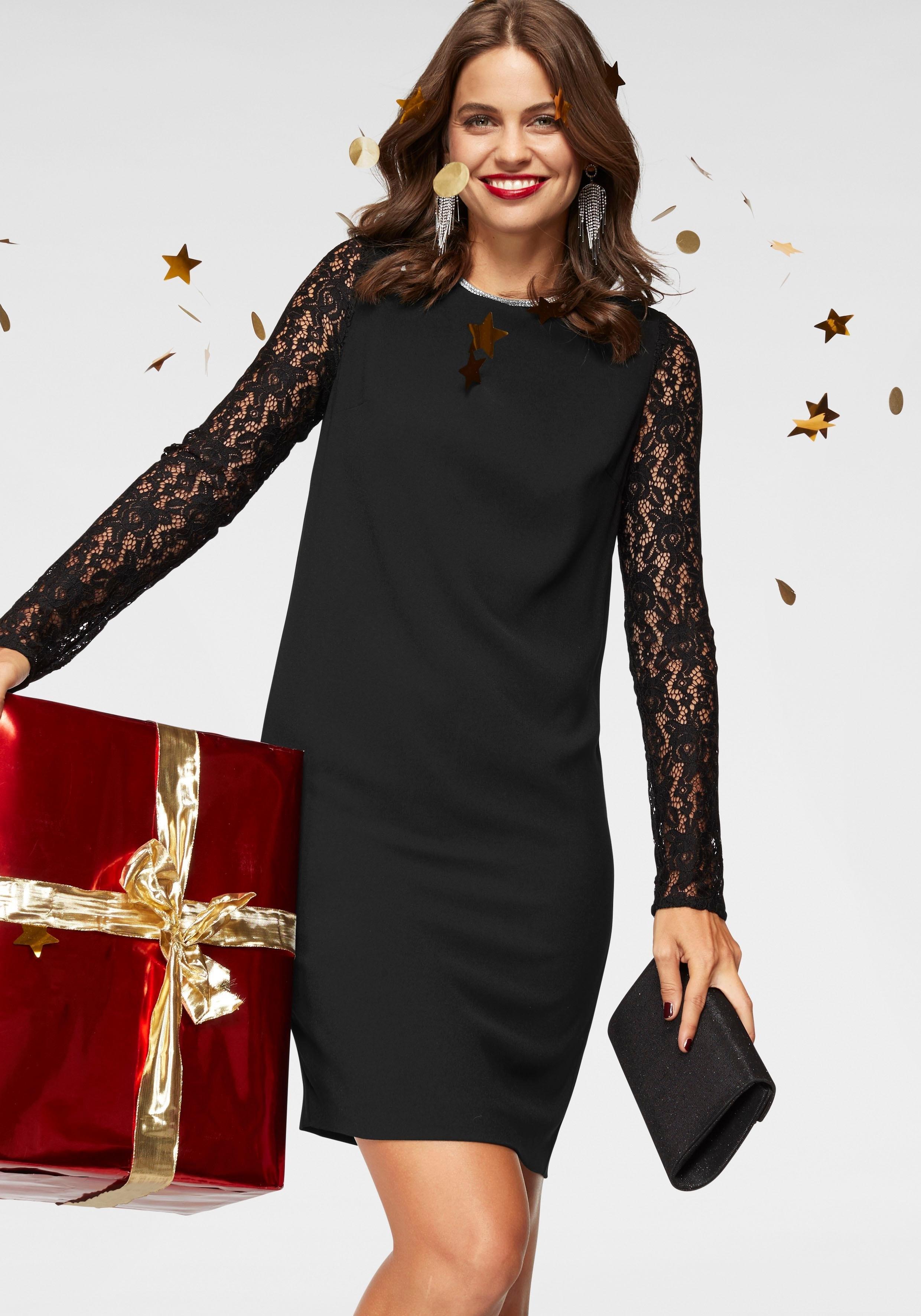 0de874a72204c8 Laura Scott kanten jurk online verkrijgbaar