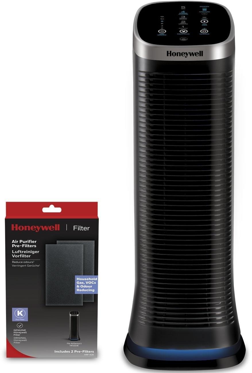 Honeywell luchtreiniger AirGenius 5 HFD323E2 Gepatenteerde & wasbare filter veilig op otto.nl kopen
