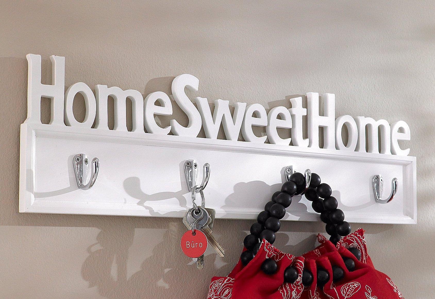Home Affaire Kapstok, 'Home Sweet Home' - verschillende betaalmethodes