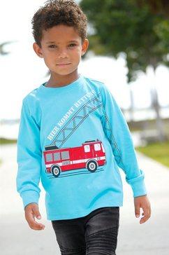 arizona shirt met lange mouwen »brandweer« groen