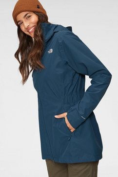 the north face functionele parka »hikesteller« blauw