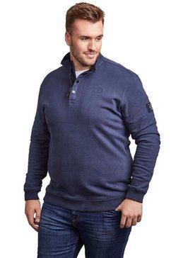 lerros sweatshirt blauw