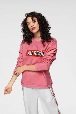 blendshe sweatshirt »raven« roze