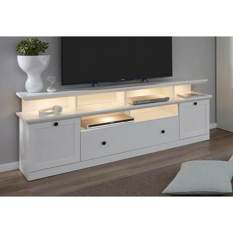 trendteam tv-meubel Baxter incl. opzet, breedte 177 cm