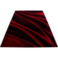 ayyildiz teppiche vloerkleed miami 6630 korte pool, woonkamer rood