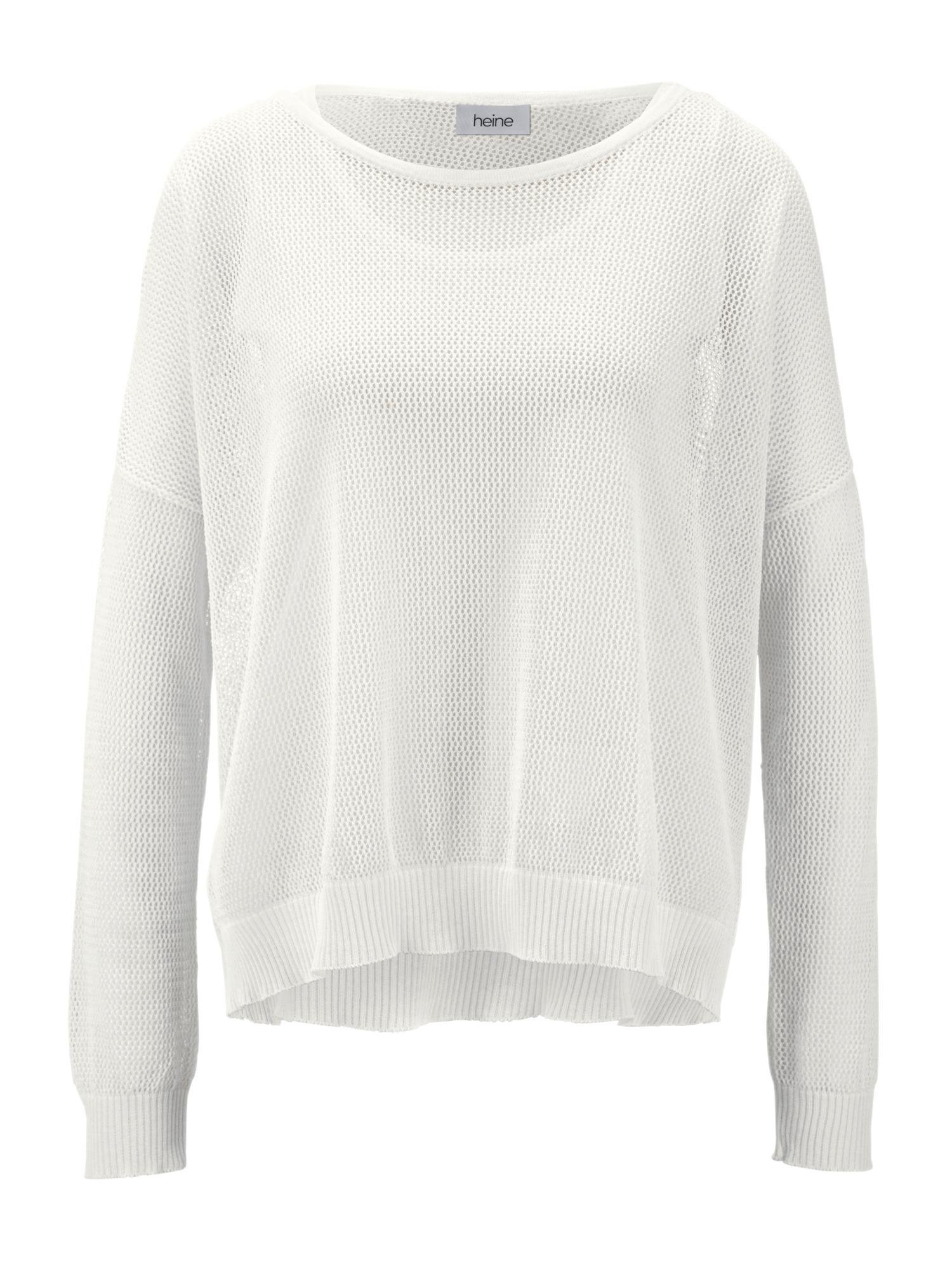 Ashley Brooke By Heine Pullover met ronde hals nu online bestellen