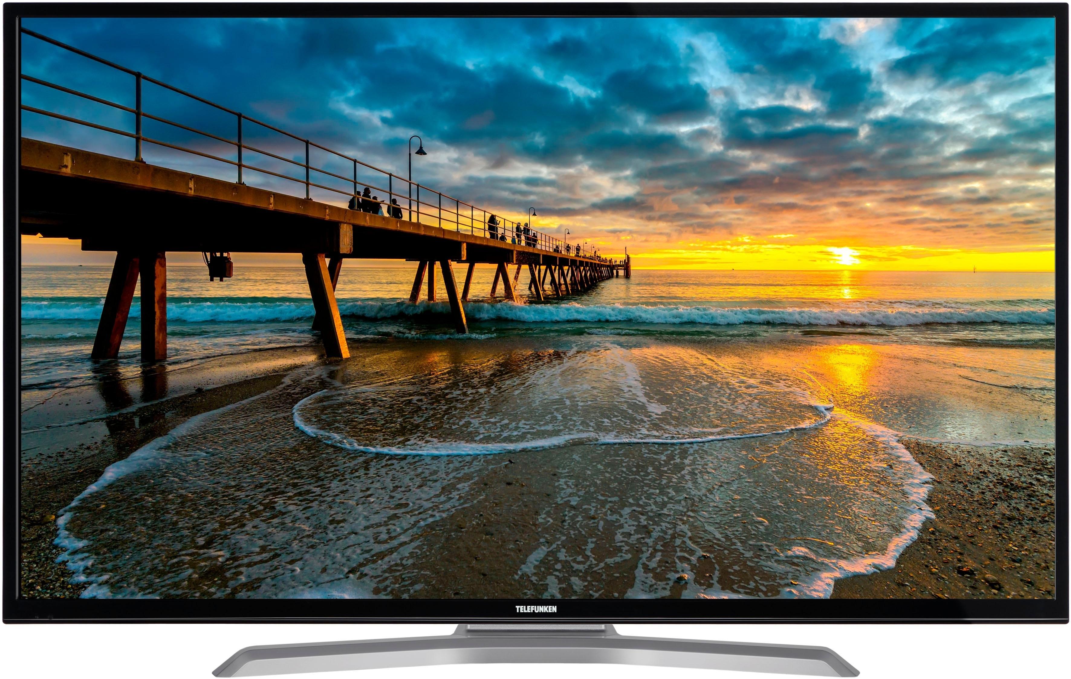 Telefunken D49U700M4CWH led-tv (49 inch), 4K Ultra HD, smart-tv nu online bestellen