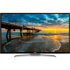 telefunken d43u700m4cwh led-tv (43 inch), 4k ultra hd, smart-tv zwart