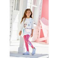 disney frozen shirt  legging »elsa« wit