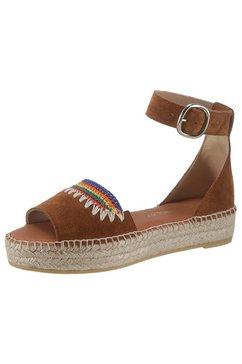 betty barclay shoes sandalen bruin