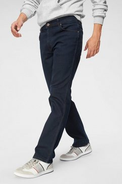 wrangler five-pocketsjeans texas stretch blauw