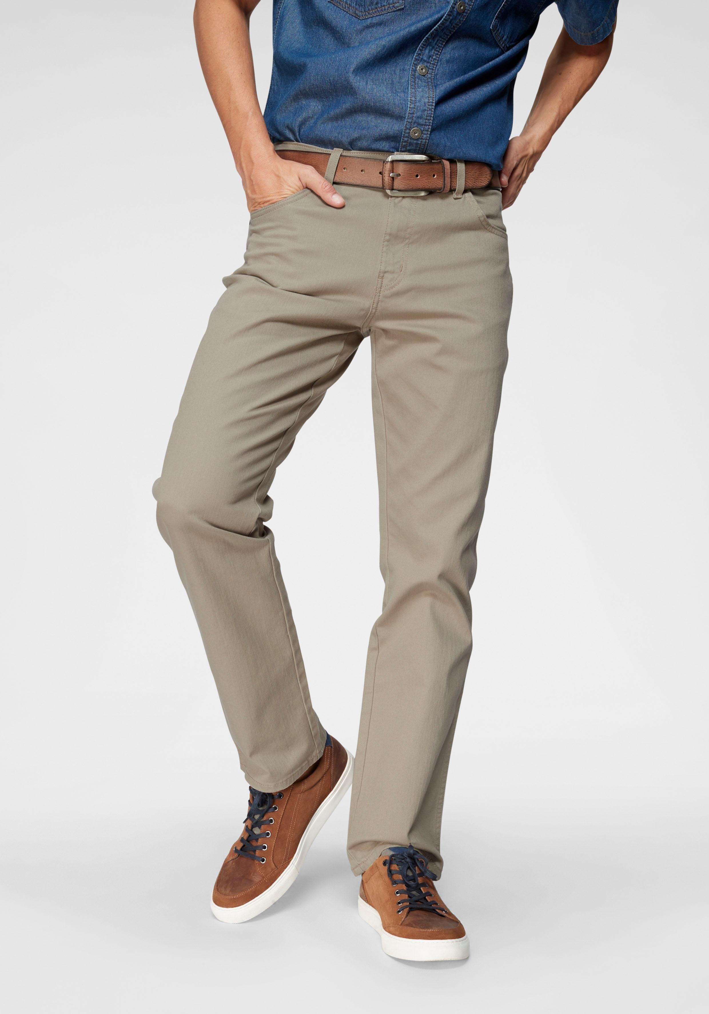 Wrangler stretch jeans Straight fit bij OTTO online kopen