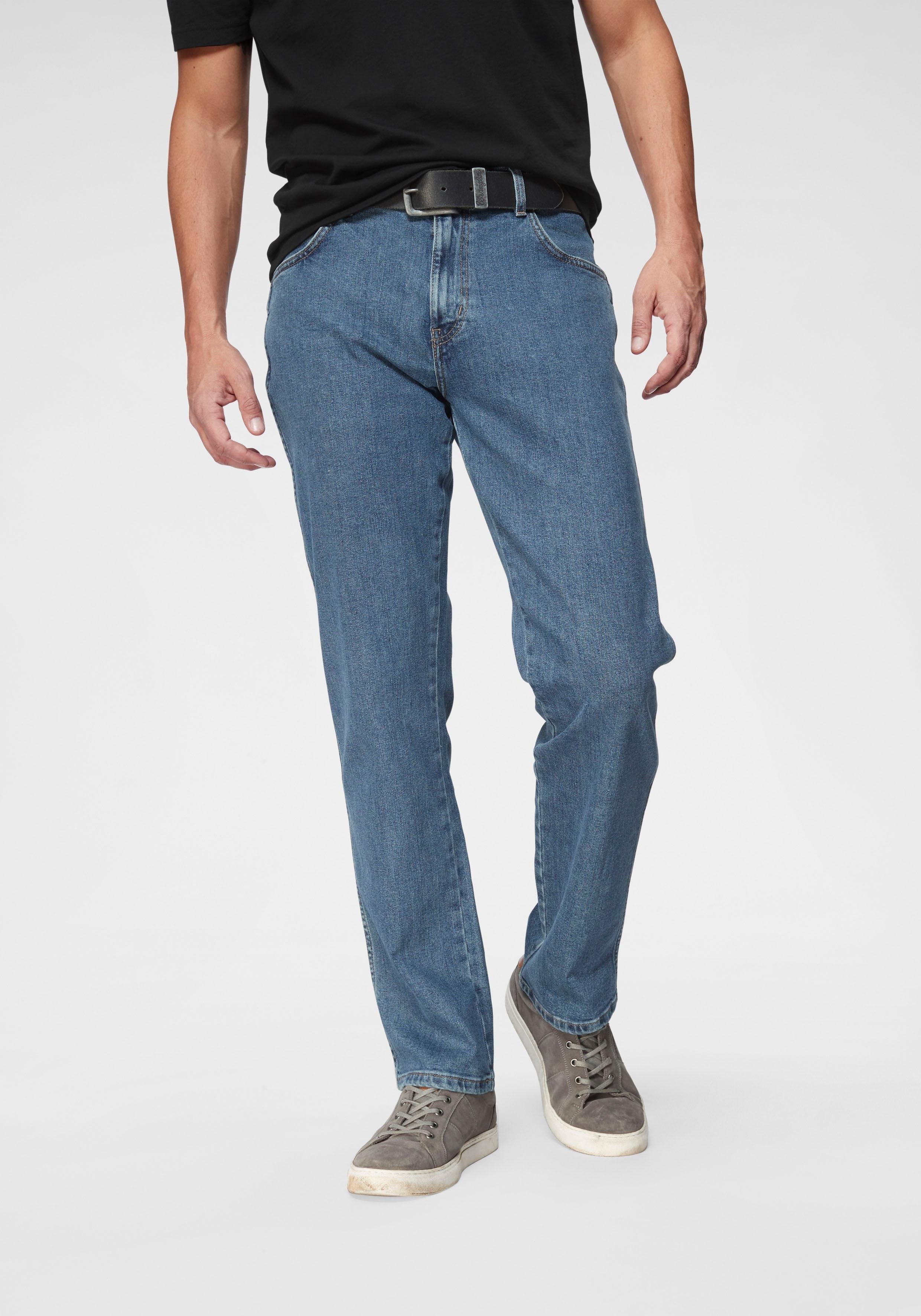 ec8ac3cbca80cf ... Bruno Banani slim-fitjeans »Jimmy (stretch)«, Regular jeans, WRANGLER,  stretch, Pioneer Authentic Jeans straight-jeans »RON«, Stretchjeans,  Arizona, ...