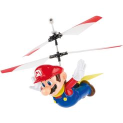 carrera radiografisch bestuurbare vlieger, »carrera rc vlieger super mario™, flying cape mario™« multicolor