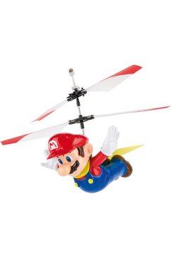 carrera radiografisch bestuurbare vlieger, »carrera rc vlieger super mario™, flying cape mario™« multicolor