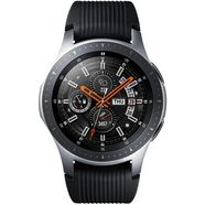 samsung galaxy watch lte 46 mm smartwatch (3,29 cm - 1,3 inch, tizen os) zilver