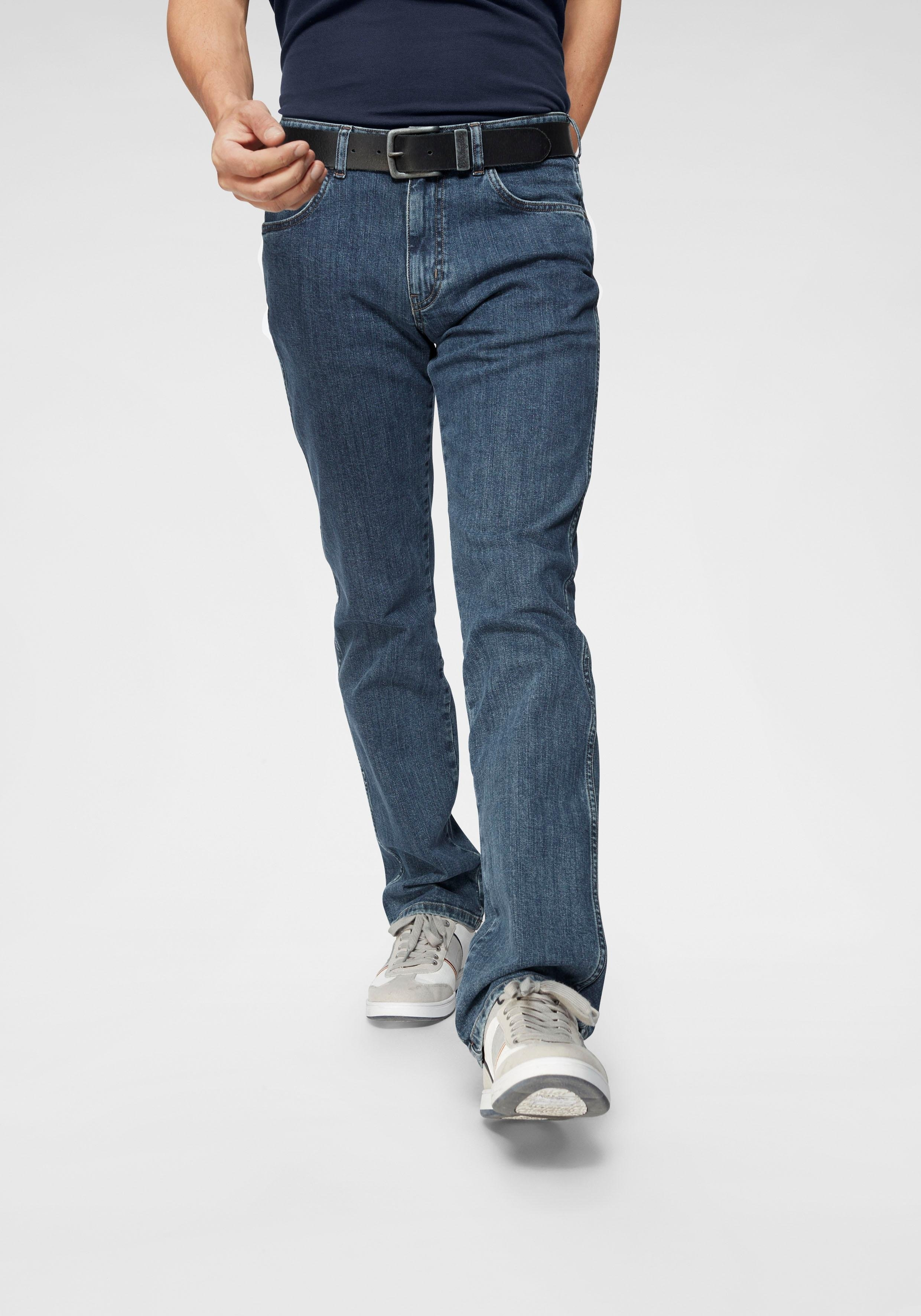 Wrangler stretch jeans Arizona Classic Straight in de webshop van OTTO kopen