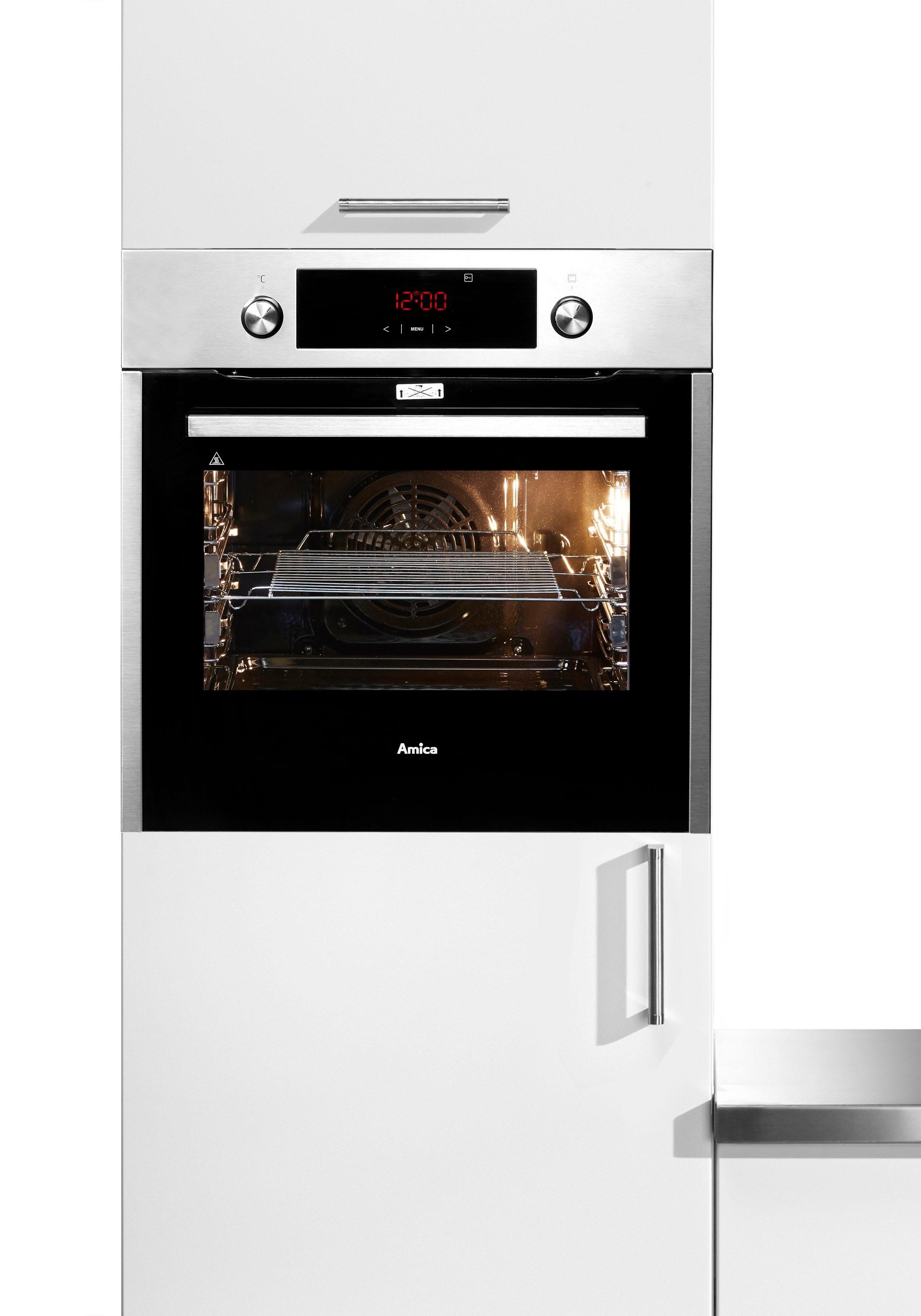 Amica oven inclusief tweevoudig telescopisch uittreksysteem en pyrolyse 'EBP 946 100 E' online kopen op otto.nl