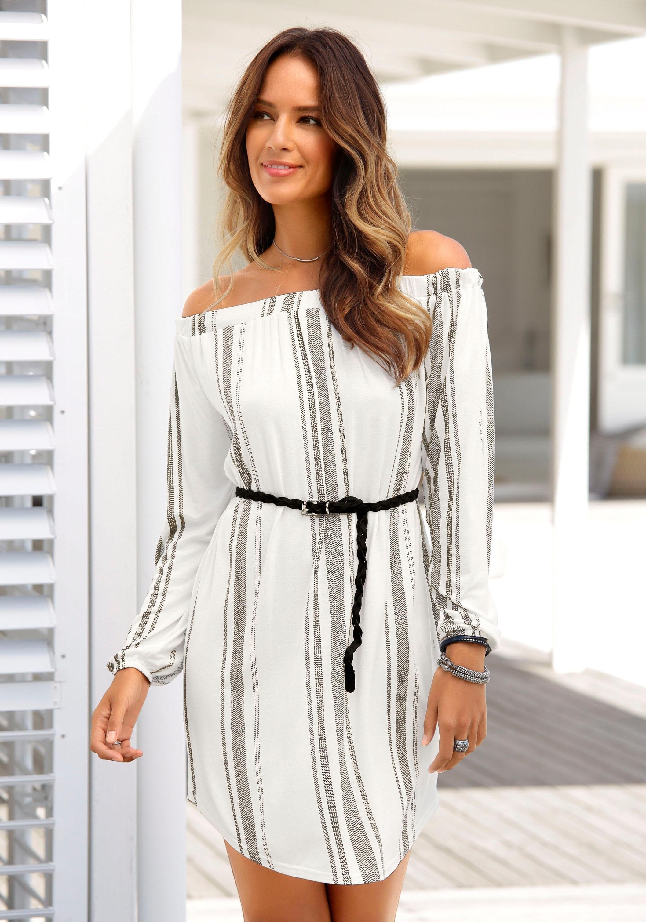 06ac1642ceb4d7 Off-shoulder jurk kopen