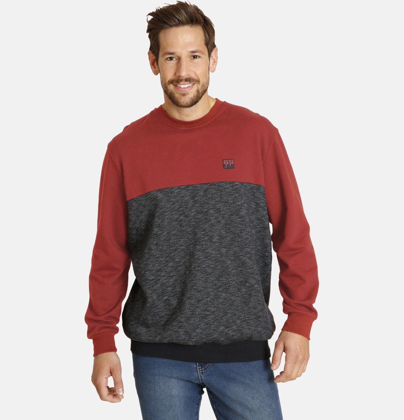 Jan Vanderstorm sweatshirt »SAKARI« goedkoop op otto.nl kopen