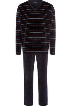 schiesser pyjama zwart