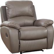 atlantic home collection fauteuil grijs