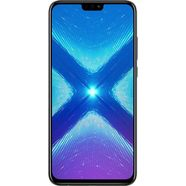 honor 8x smartphone (16,5 cm - 6,5 inch, 128 gb, 20 mp-camera) zwart