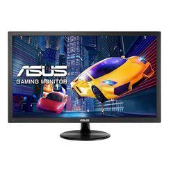 asus vp248qg monitor »61 cm (24) wled display, 1 ms« zwart